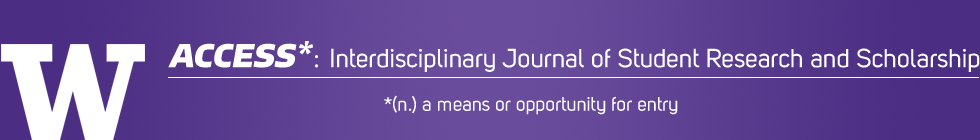 Access*: Interdisciplinary Journal of Student Research and Scholarship