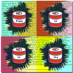 Masculinity and Femininity Culture Jam by Jaynetha Robinson