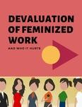 Devaluation of Feminized Work by Jazmine Christen