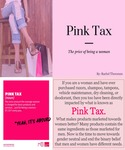 Pink Tax by Rachel Y. Thorsness