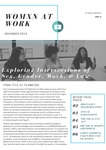 Womxn at Work: Exploring the intersections of Sex, Gender, Work, & Law