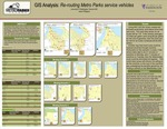 GIS Analysis: Re-routing Metro Parks service vehicles