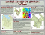 Expanding Streetcar Service in Tacoma
