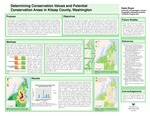 Determining Conservation Values and Potential Conservation Areas in Kitsap County, Washington