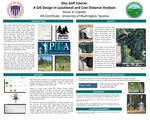 Disc Golf Course: A GIS Design in Locational and Cost Distance Analysis