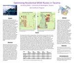 Optimizing Residential MSW Routes in Tacoma