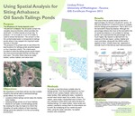 Using Spatial Analysis for Siting Athabasca Oil Sands Tailings Ponds