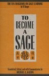 To Become a Sage: The Ten Diagrams on Sage Learning