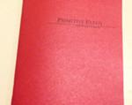 Primitive Elegy by JM Miller