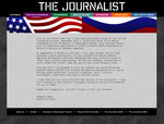 Journalist 2010 by University of Washington - Tacoma Campus and Moscow State University