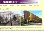 Journalist 2008 by University of Washington - Tacoma Campus and Moscow State University